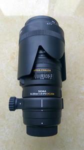 适马 APO 70-200mm F2.8 EX DG OS HSM 尼康口