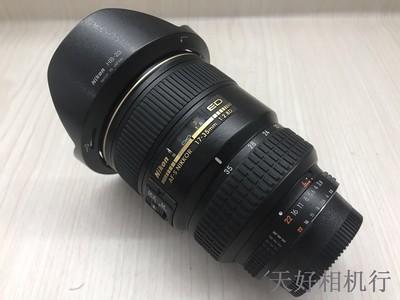 《天津天好》相机行 99新 尼康17-35/2.8D 镜头