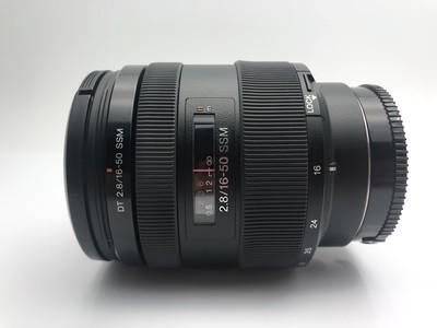 索尼 DT 16-50mm F2.8 SSM(SAL1650)