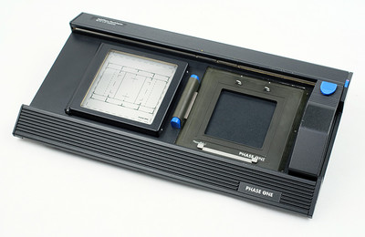 PhaseOne FlexAdap 45相机用哈苏V口数码后背移动滑板