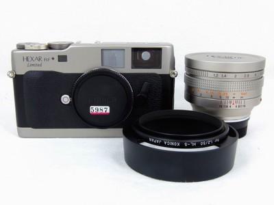 华瑞摄影器材-柯尼卡KonicaHexar RF 带50/1.2