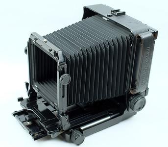 星座 TOYO FIELD 45A II 4x5相机+TOYO 69后背
