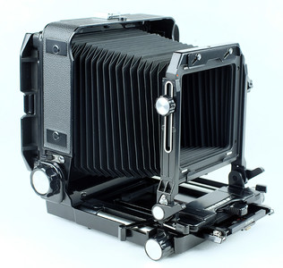 星座 TOYO FIELD 45A 4x5相机 极上品-很新!