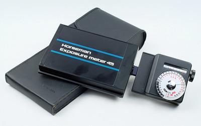 骑士  HORSEMAN 4X5 相机专用测光表带皮套