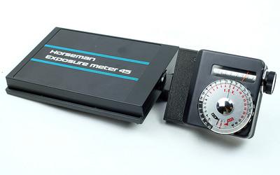 骑士  HORSEMAN 4X5 相机专用测光表