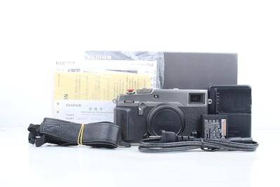 96新二手Fujifilm富士 X-Pro2 碳晶灰 复古微单相机回收 W01037津