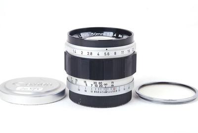 【特价】佳能 50/1.4 LTM Leica L39徕卡螺口镜头jp20595
