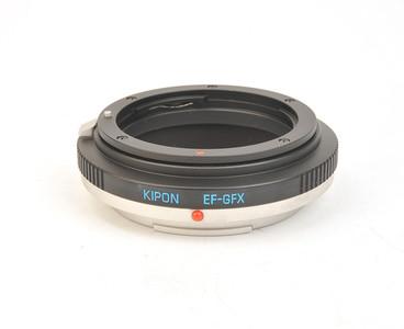 KIPON佳能EOS EF镜头转富士GFX 50s中画幅EF-GFX转接环33474