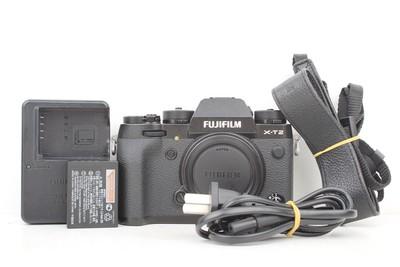 96新二手Fujifilm富士 X-T2 单机 XT2微单相机回收置换 W60194京