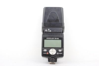90新二手 Nikon尼康 SB-800 机顶闪光灯回收置换 543287京