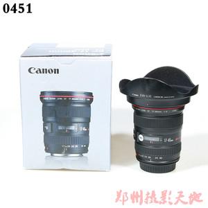 佳能 EF 17-40mm f/4L USM 单反镜头 编码0451