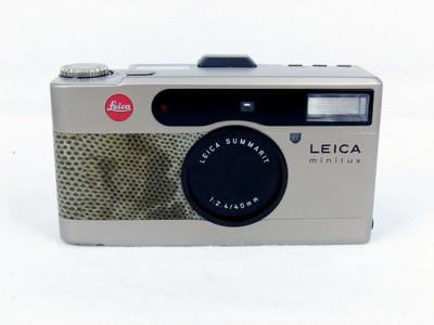 华瑞摄影器材-徕卡Leica Minilux 蜥蜴皮版