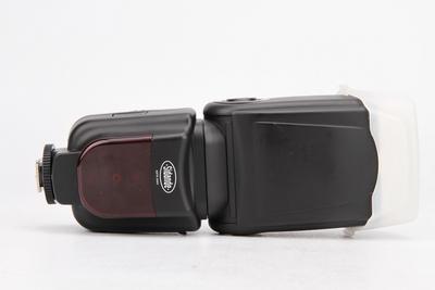 97新二手Sidande斯丹德 DF-800闪光灯适用于佳能机器 055693京