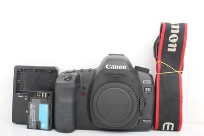 96新二手Canon佳能 5D2 单机 无敌兔 高端相机回收 300033京