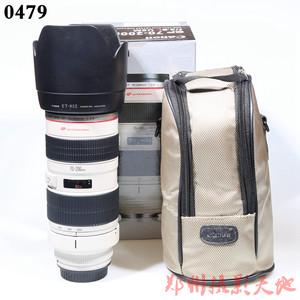 佳能 EF 70-200mm f/2.8L USM(小白) 单反镜头 0479