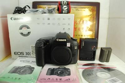 佳能 30D 单反数码相机 经典中端入门机型 性价比高 可置换