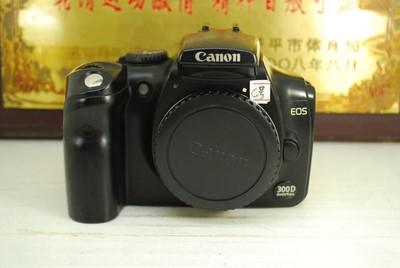 佳能 300D 数码单反相机 入门练手 性价比高 选配镜头 可置换