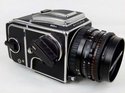 华瑞摄影器材-包装齐全的哈苏 503CW套机