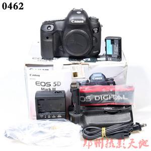 佳能 5D Mark III 单反相机 0462 赠手柄