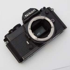 Nikon尼康 FM 135旁轴胶卷胶片单反相机 80新 NO:7209