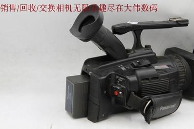 9成新 Panasonic/松下 AG-HMC43MC 高清卡式摄像机 编号0581