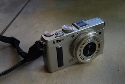 尼康 Coolpix A  -NIkon唯一DX画幅大底便携相机