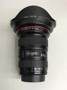 佳能 EF 16-35mm f/2.8L II USM 二代专业红圈镜头