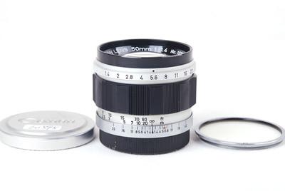 【特价】佳能 50/1.4 LTM  L39 徕卡螺口#jp20595