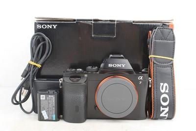 94新二手 Sony索尼 A7单机 微单相机 高价回收 996168京