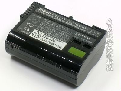 全新原装正品尼康EL15电池D810 D750 D610 D7200 D7100用锂电池组