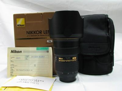 尼康 AF-S Nikkor 24-70mm f/2.8G ED原包装行货99新