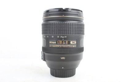 94新二手Nikon尼康 24-120/4 G ED VR 变焦镜头回收 SN1235京