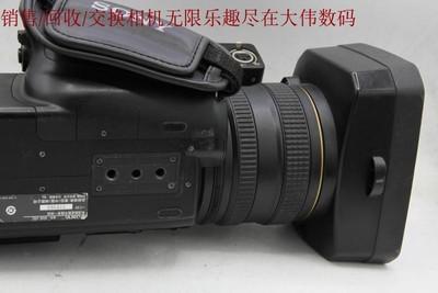 新到 9成新 Sony/索尼 HVR-Z5C 高清摄像机 可交换 编号0533