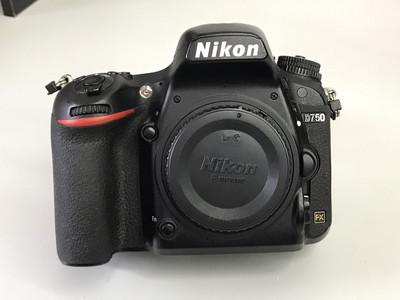 尼康全画幅单反相机机身 D750 底价出售  天津福润相机行