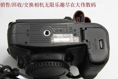 新到 9成新 佳能60D 单机 仅售1200 可交换 编号0543
