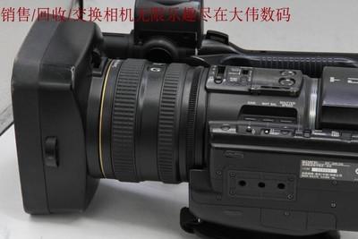 新到 9成多新 Sony/索尼 HVR-Z5C 高清摄像机 可交换 编号0534