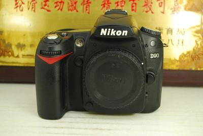 尼康 D90 数码单反相机 千万像素 经典中端入门机型 可置换