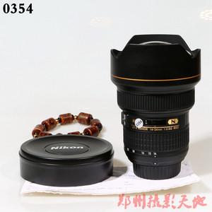 尼康 AF-S 尼克尔 14-24mm f/2.8G ED 准新头 0354