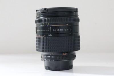 90新二手 Nikon尼康 24-85/2.8-4 D AF 变焦镜头 506493成