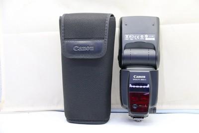 95新二手Canon佳能 580EX II 闪光灯 适用于5D25D3 953334深