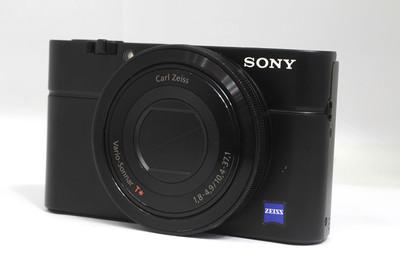 【便携式卡片数码相机】索尼RX100 黑卡一代(NO:2025)*
