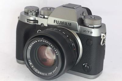 富士XT2 碳晶灰套机(富士 XF35/1.4)(NO:1758 2654)*