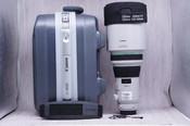 98新带镜头箱 佳能EF 400/4 DO IS II USM 佳能40/4 DO二代