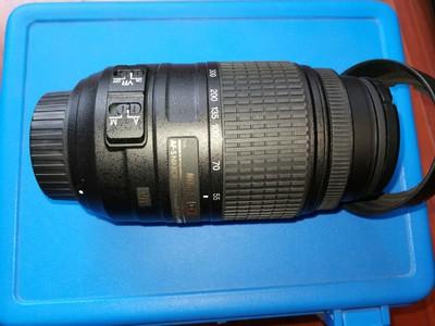 尼康 AF-S DX 尼克尔 55-300mm f/4.5-5.6G ED VR