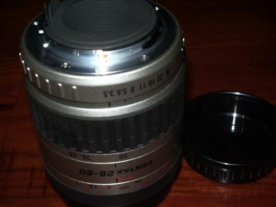 宾得 smc PENTAX-FA 28-80mm f/3.5-5.6
