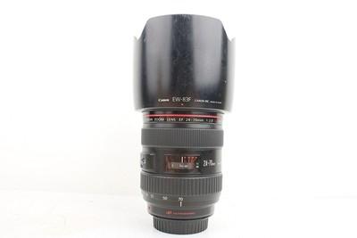 93新二手Canon佳能 24-70/2.8 L USM一代红圈镜头回收 405372京