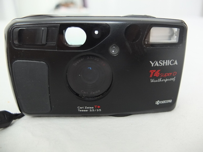 YASHICA T4 super D