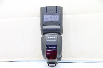 95新二手Canon佳能 600EX-RT 一代机顶闪光灯回收 105807深