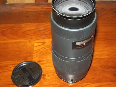 宾得smc PENTAX-F 100-300mm f/4.5-5.6