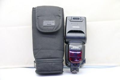 95新二手 Nikon尼康 SB-900 sb900机顶闪光灯回收 007294州